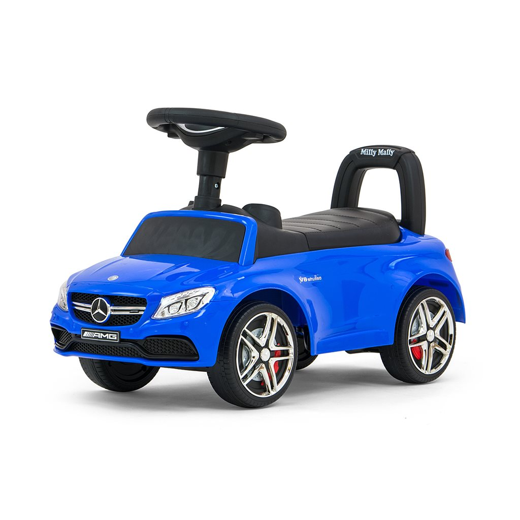 Detské odrážadlo Mercedes Benz AMG C63 Coupe Milly Mally blue