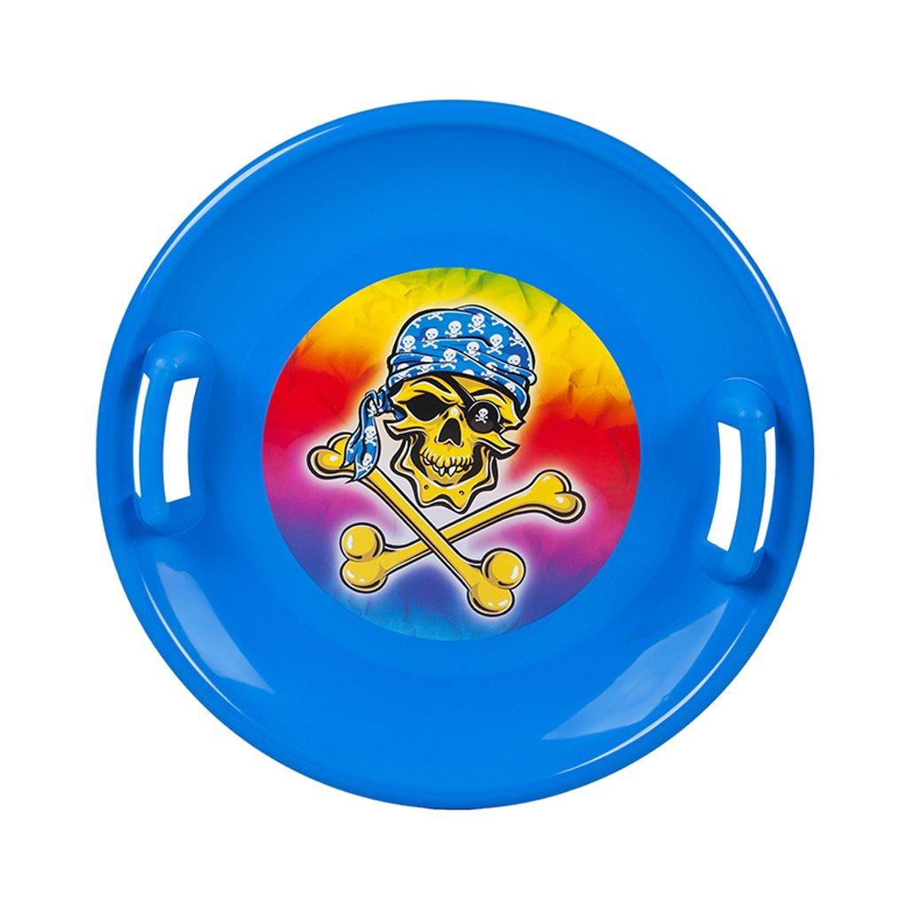 Snežný tanier BAYO 60 cm modrý