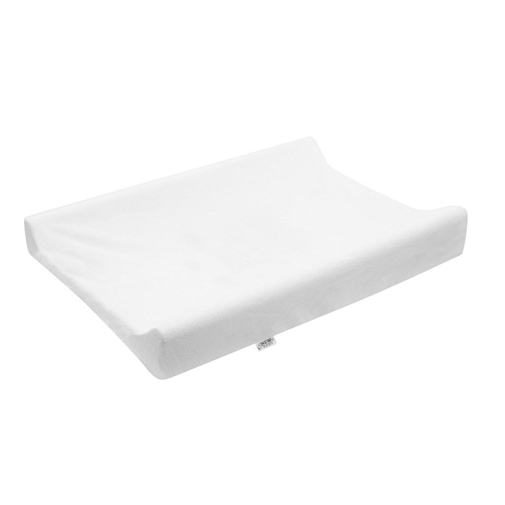 Návlek na prebaľovaciu podložku New Baby 50x70 biely