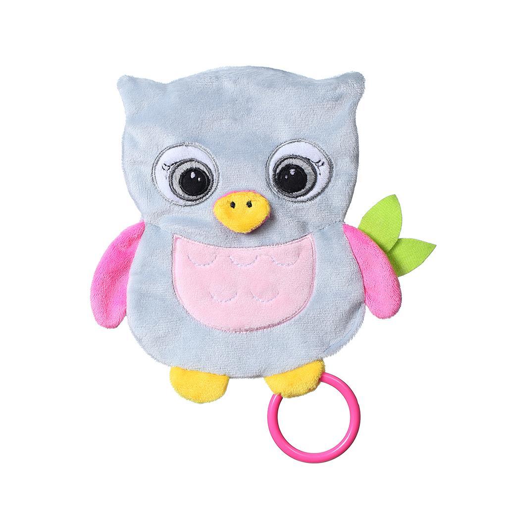 Plyšová hračka Baby Ono Owl Celeste
