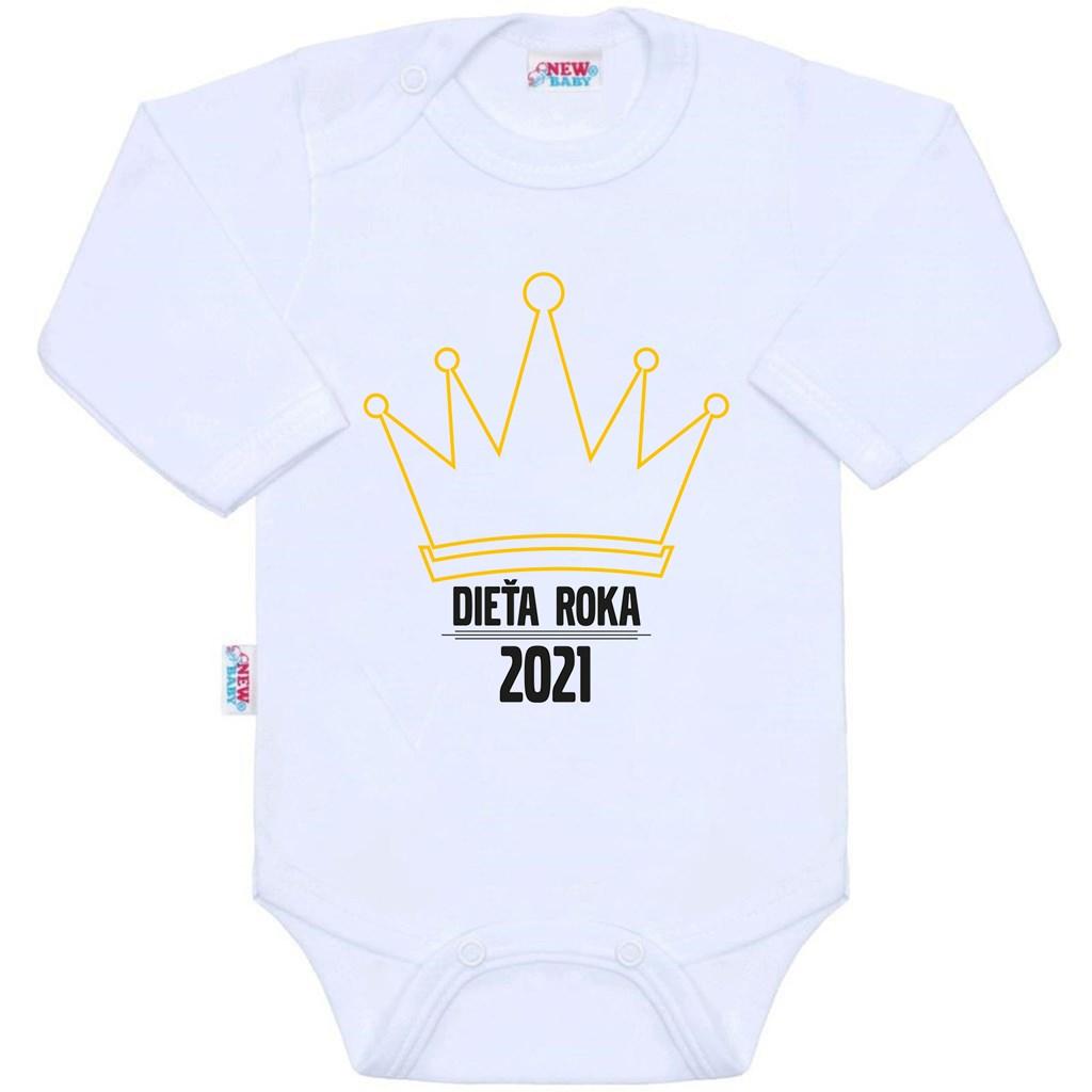 Body s potlačou New Baby Dieťa roka 2021