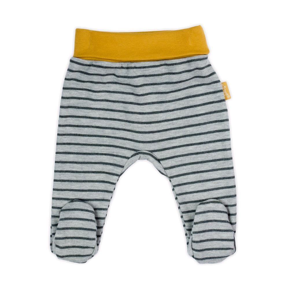 Dojčenské bavlnené polodupačky Nicol Prince Lion-74 (6-9m)