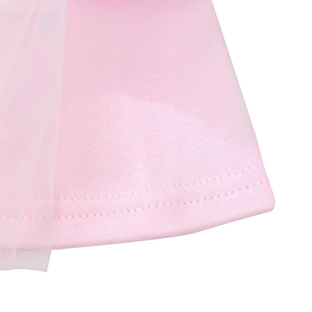 Dojčenská tylová suknička s bavlnenou spodničkou New Baby Little Princess 62 (3-6m)
