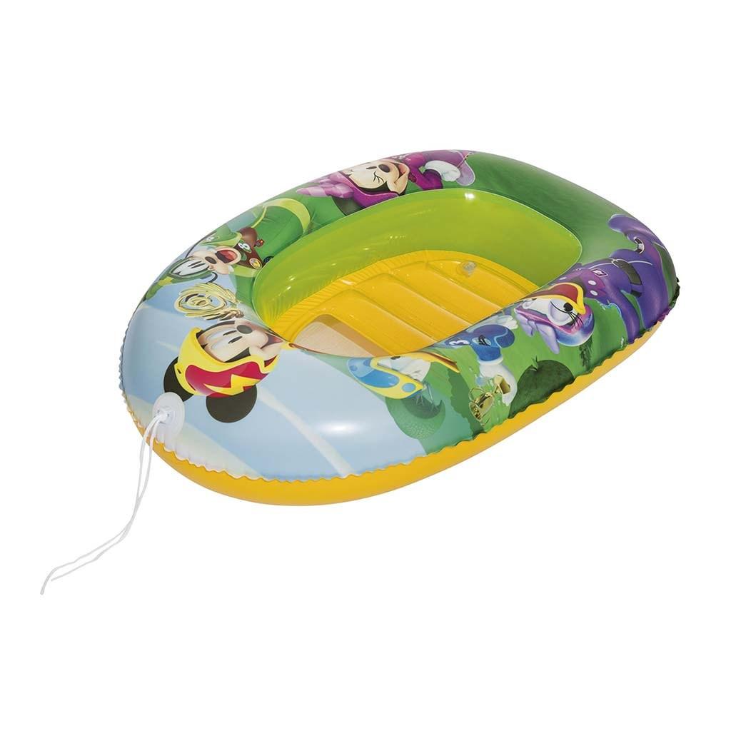 Detský nafukovací čln Bestway Mickey Mouse Roadster