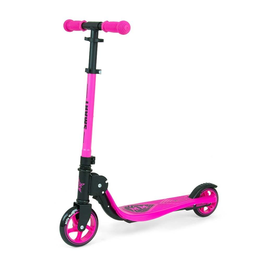 Detská kolobežka Milly Mally Scooter Smart ružová