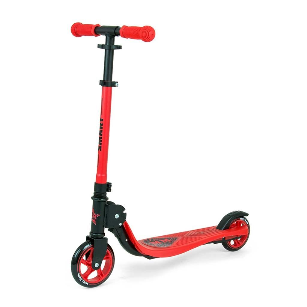 Detská kolobežka Milly Mally Scooter Smart červená