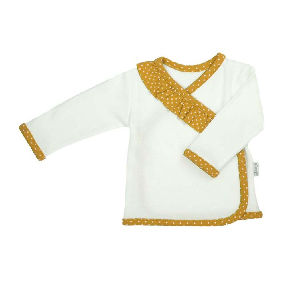 Dojčenská bavlněná košilka Nicol Michelle