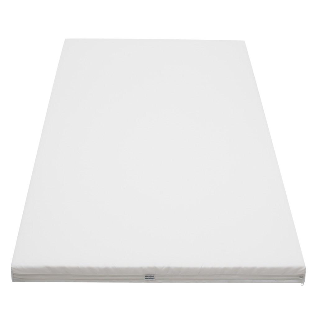 Detský penový matrac New Baby ADI BASIC 140x70x5 biely