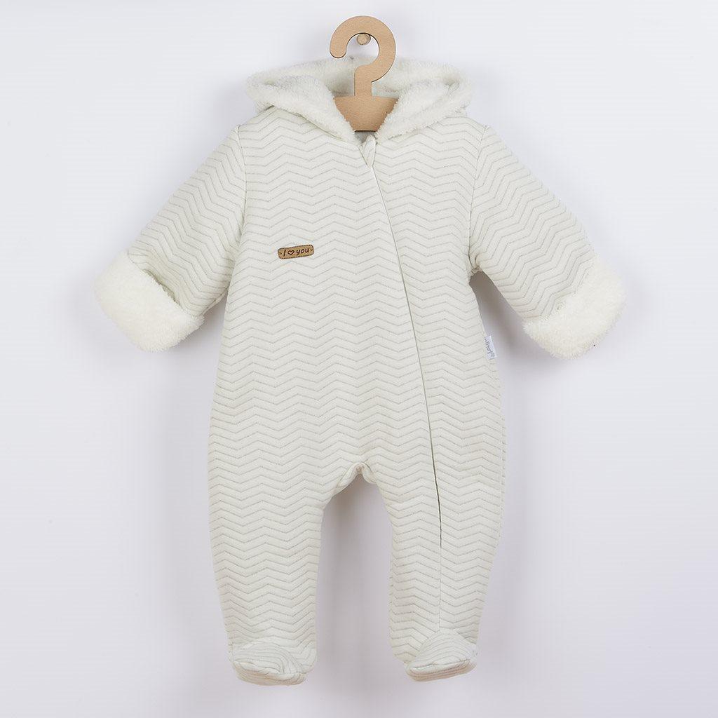 Zimný dojčenský overal Nicol Michelle
