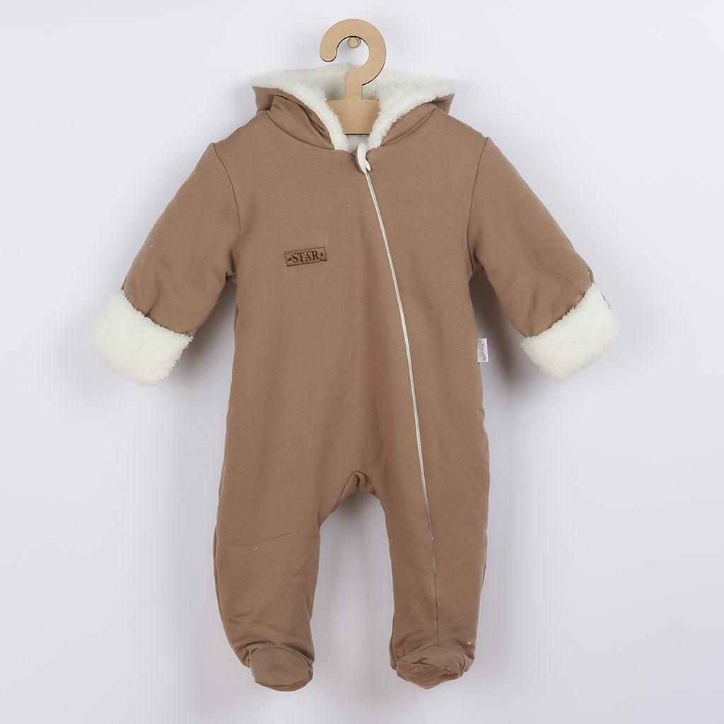 Zimný dojčenský overal Nicol Star