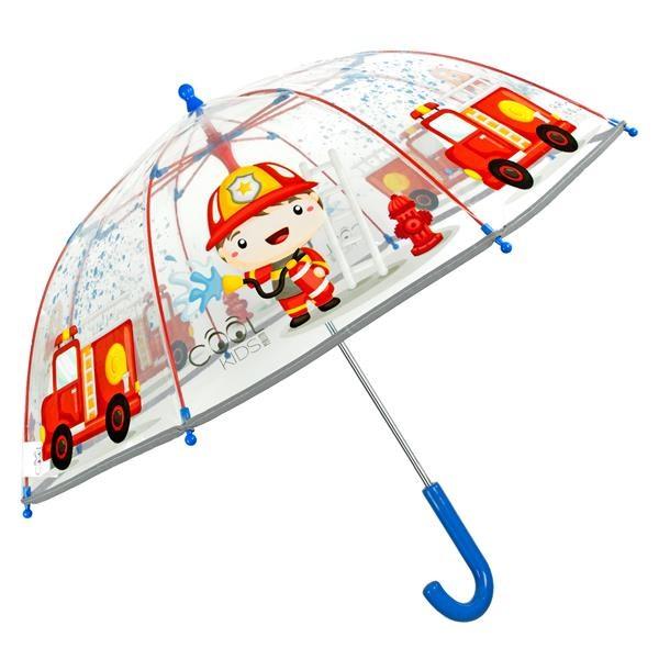 Chlapčenský dáždnik Perletti Hasiči