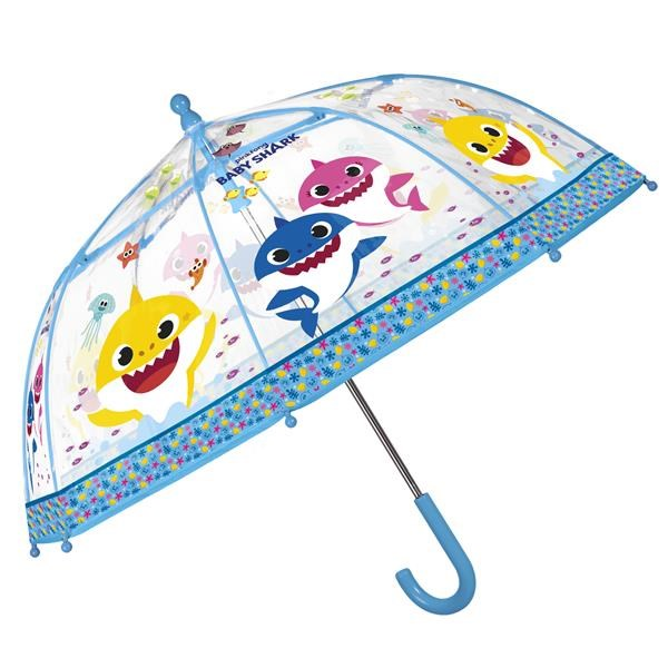 Detský dáždnik Perletti Baby Shark