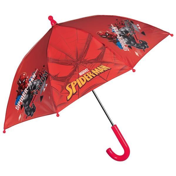 Chlapčenský dáždnik Perletti  Spiderman