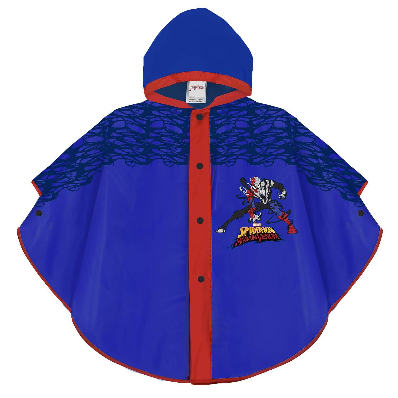 Chlapčenská pláštenka pončo Perletti Spiderman