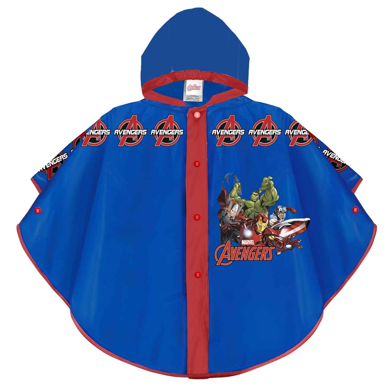 Chlapčenská pláštenka pončo Perletti Avangers