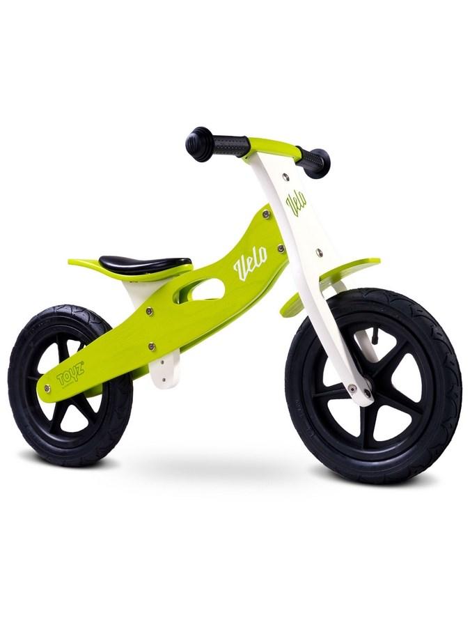 Detské odrážadlo kolo Toyz Velo green