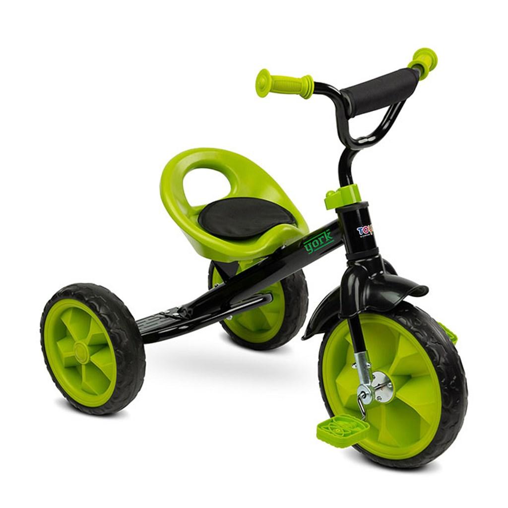 Detská trojkolka Toyz York green