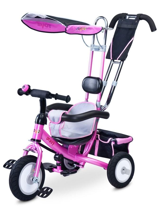 Detská trojkolka Toyz Derby pink