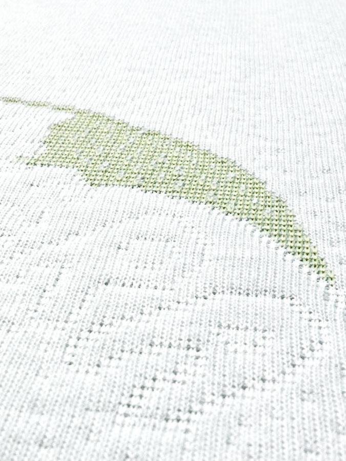 Matrac Sensillo latex-molitan-kokos 120x60cm-Aloe Vera