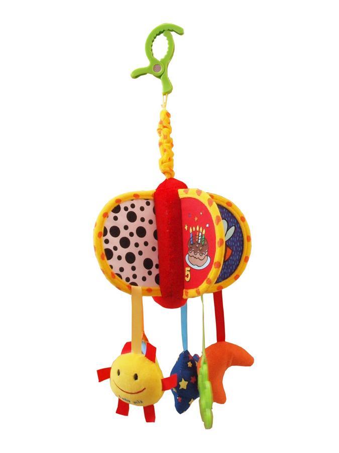 Detská plyšová hračka Baby Mix kolotoč