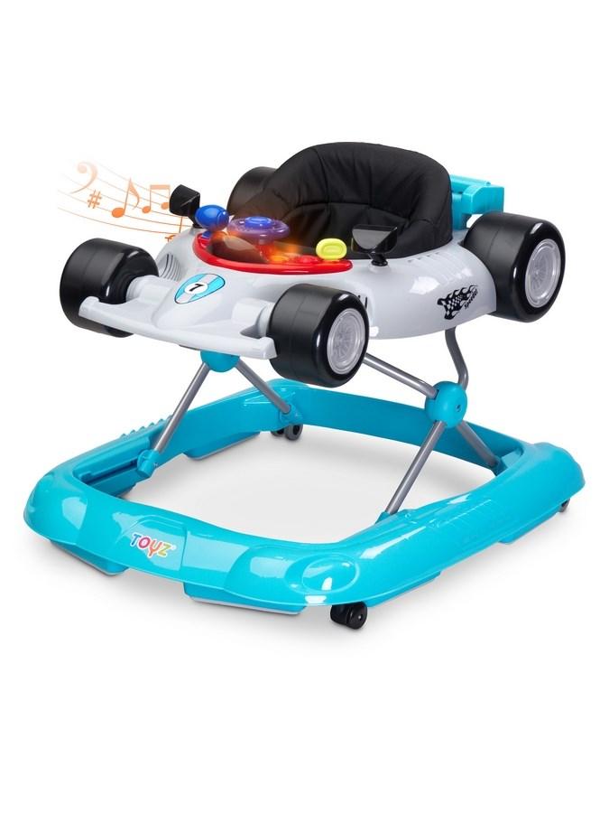 Detské chodítko Toyz Speeder Silwer