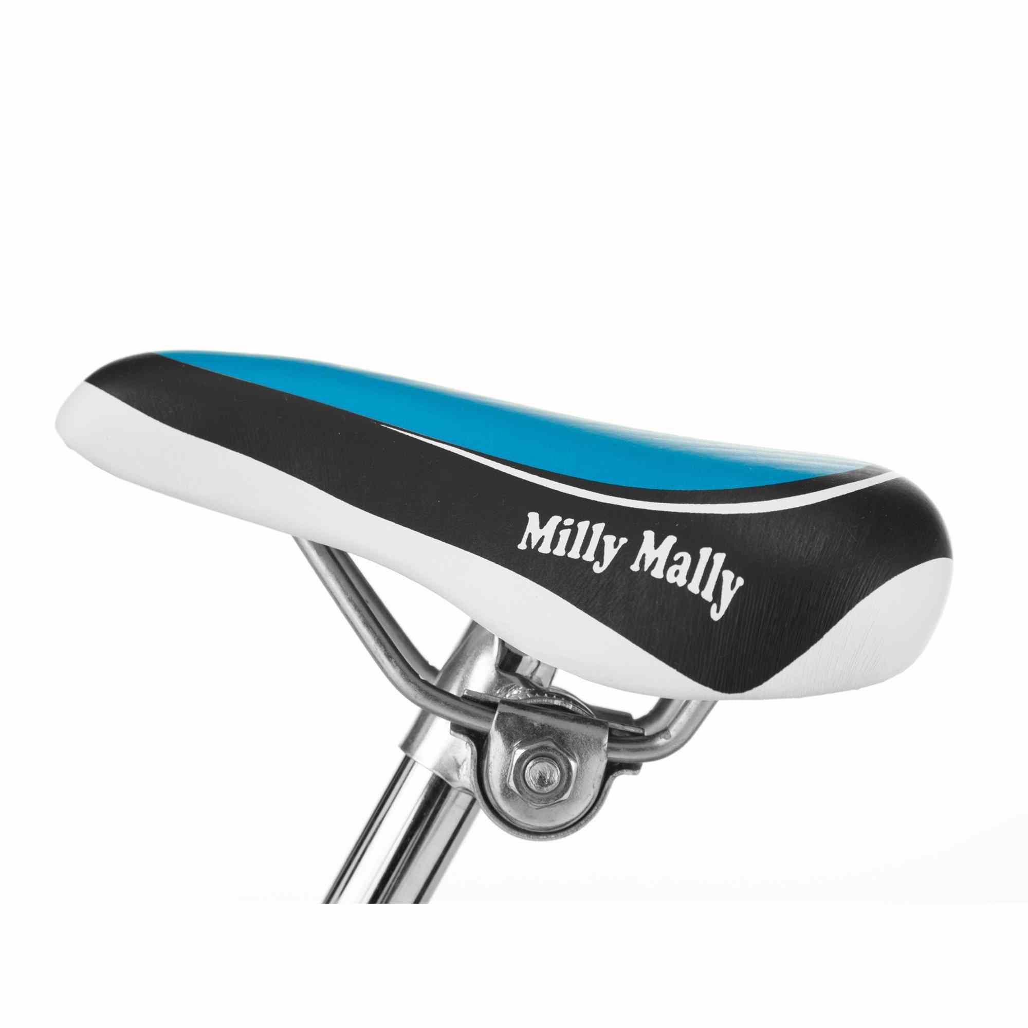 Detské odrážadlo kolo Milly Mally Young turquoise