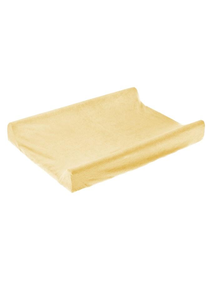 Návlek na prebaľovaciu podložku Sensillo 50x70 žltý